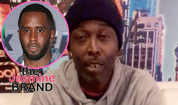 Diddy Is Allegedly Helping Pay For Former Bad Boy Artist Black Rob's Funeral