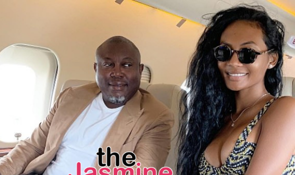 'RHOA' Falynn Guobadia Announces She & Husband Simon Guobadia Are Splitting Up After 2 Years Of Marriage