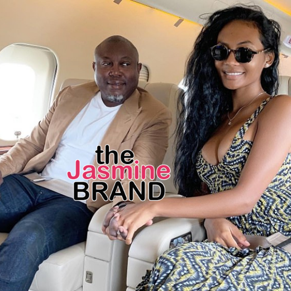 'RHOA' Falynn Guobadia Announces She & Husband Simon Guobadia Are Splitting Up After 2 Years Of Marriage