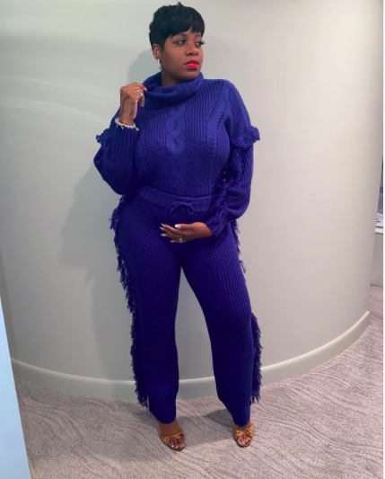 Fantasia Hospitalized After Having Contractions At 6 Months Pregnant