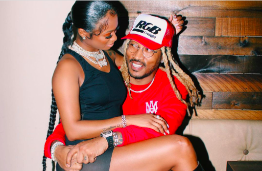 Future's Girlfriend Dess Dior Refers To Him As Martin Luther King, Jr., Gets Mixed Reactions