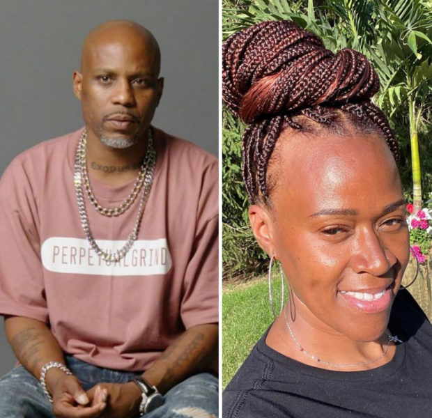 DMX's Ex Wife Tashera Simmons Shares Video Of Fans Playing His Music Outside Of The Hospital As The Rapper Is Still On Life Support
