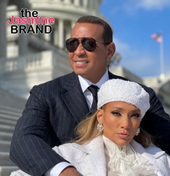 Jennifer Lopez Ended Engagement With Alex Rodriguez Because She Couldn't 'Trust' Him, Source Says