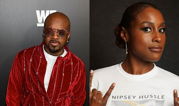 Issa Rae Reveals Her 'Rap Sh*t' Comedy Was 'Inspired' By Jermaine Dupri's Criticism Against Female Rappers