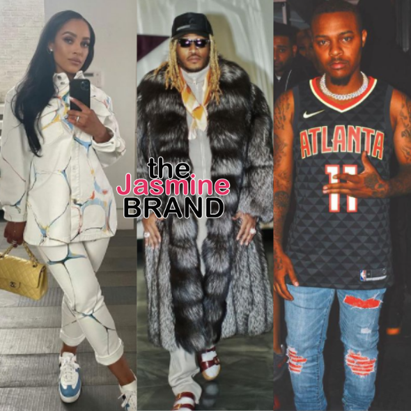 Joie Chavis Says She's Not A Gold Digger After Having Children W/ Future & Bow Wow: I Don't Get Any Child Support