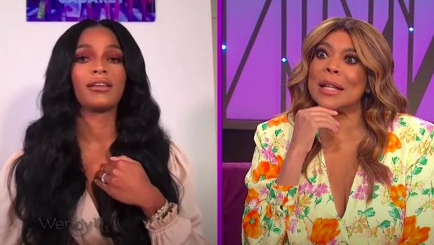 Joseline Hernandez & Wendy Williams Have Awkward, Heated Exchange On Live TV [WATCH]
