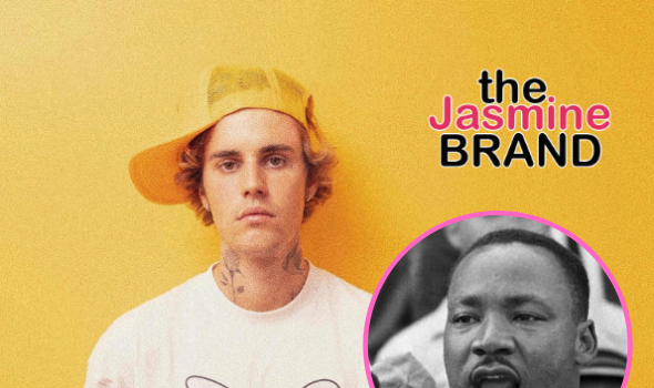 Justin Bieber Speaks On Criticism He Received For Sampling Martin Luther King, Jr. Speeches On New Album, Denies Trying To Be A 'White Savior'
