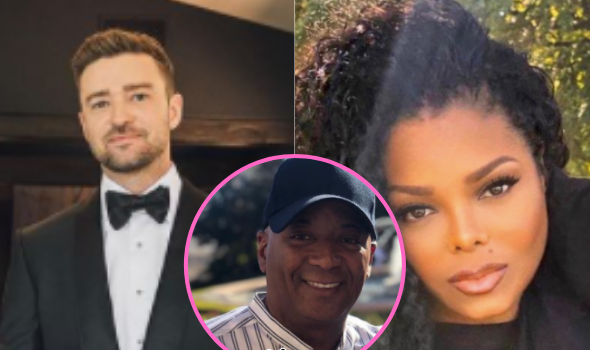 Justin Timberlake's Ex-Manager Johnny Wright Tells Janet Jackson She Needs To Forgive Him