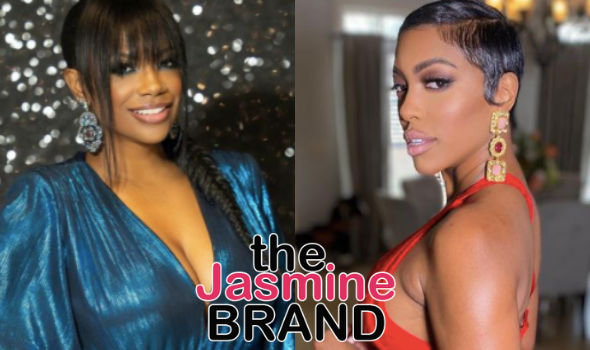 Kandi Burruss Responds To Porsha Williams' Comments About Their Unaired Argument On 'RHOA': I'm Confused