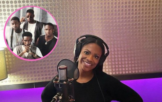 Kandi Burruss Says She Had A 'Bad Experience' With Boyz II Men: I Don't Think I've Ever Been Disrespected Like That Before In A Studio + Wanya Morris Responds