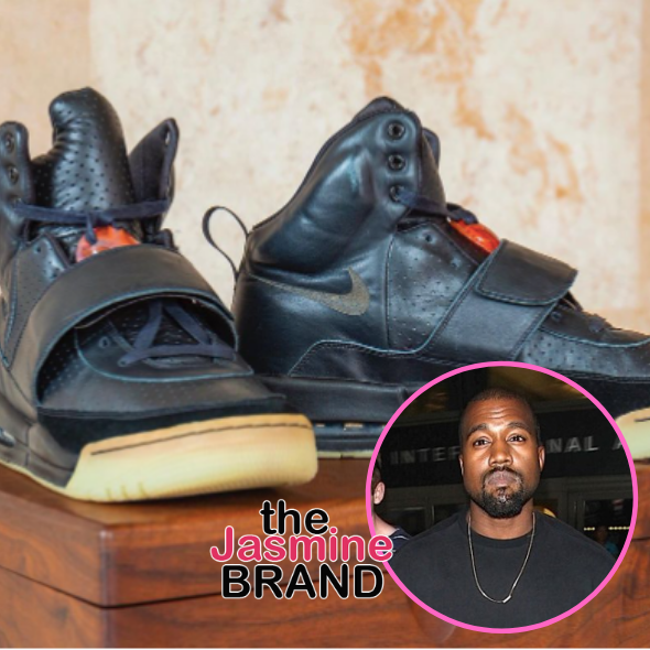 Kanye West's 2008 Grammy Yeezys Sell For Record-Breaking $1.8 Million Dollars
