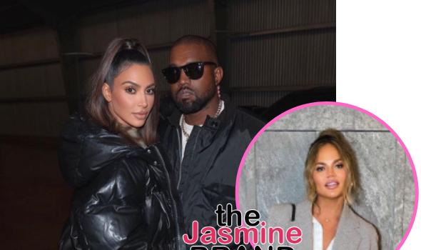 Chrissy Teigen Says 'It's A Shame' Kanye West & Kim Kardashian Didn't Work Out: She Gave Her All