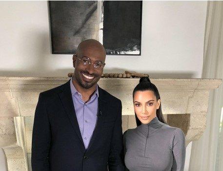 Kim Kardashian & CNN Reporter Van Jones Rumored To Be Dating