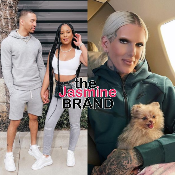 LaToya Ali Denies Claims Her Boyfriend Von Rhé Was An Escort For YouTuber Jeffree Star: Even If He Had A Gay History, So What?