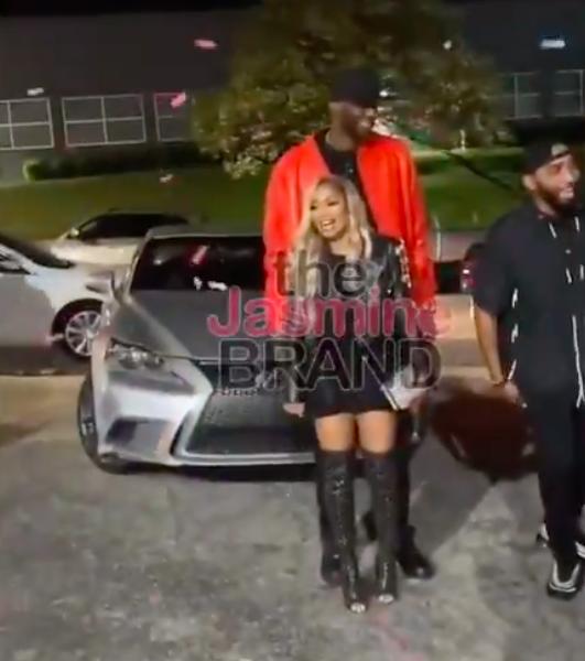 Lamar Odom & Karlie Redd Spotted Together, Spark Dating Rumors