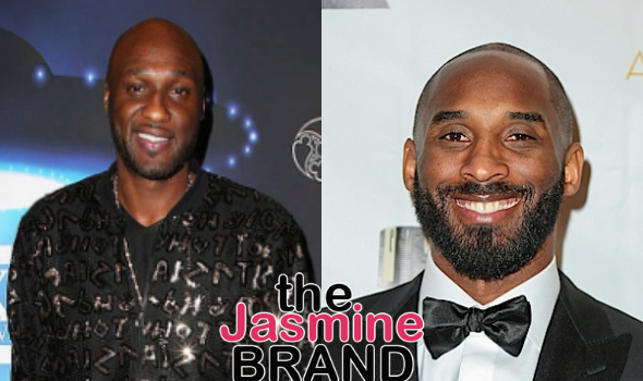 Lamar Odom Says Kobe Bryant Wanted To Help Him W/ Gambling Debt In One Of Their Final Conversations