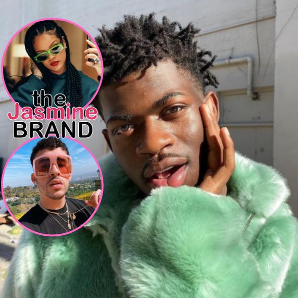 Lil Nas X Wants Rihanna & Bad Bunny On 'Montero' Remix