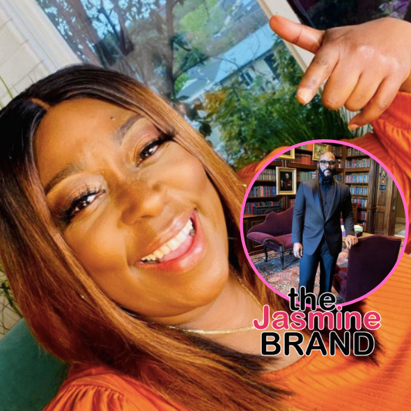 Loni Love Says Tyler Perry Caught Her Taking Photos In His Home [WATCH]