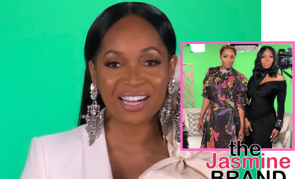 EXCLUSIVE: Marlo Hampton Says Her Fans Deserve For Her To Be Full-Time 'RHOA' Peach Holder, Reveals She Had Lipo After Recent Cast Trip, Talks Current Friendship W/ Nene Leakes & Fallout With Porsha Williams