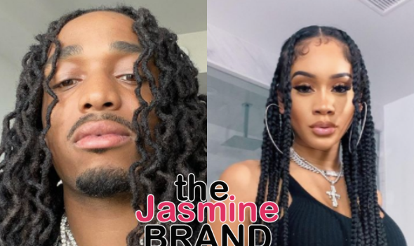 Saweetie Blasts 'Narcissist' Quavo In New Song: You Just Mad You Got Caught