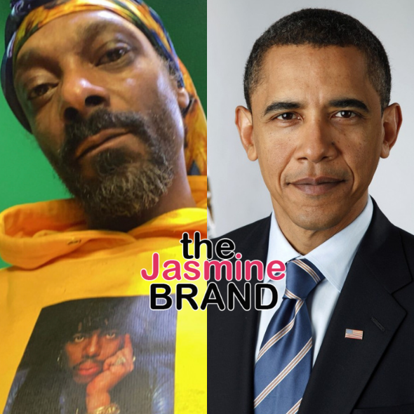 Snoop Dogg Suggests He Smoked Weed W/ Barack Obama In New Song