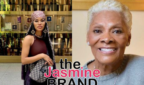 Teyana Taylor Is Really Playing Dionne Warwick In Her Biopic: We're Getting Everything Laid Out + Says It Will Be A Series