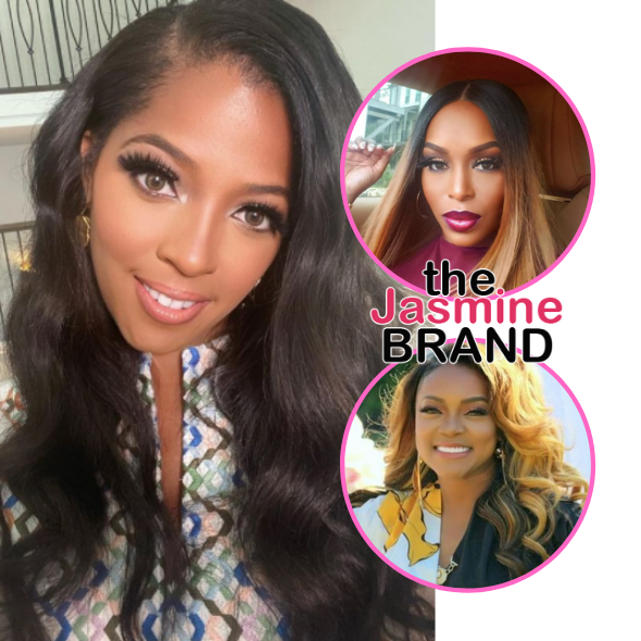 EXCLUSIVE: Toya Bush-Harris Reveals She's Selling Her Dream House, Addresses Quad Webb-Lunceford's Criticism + Says She Hasn't Spoken To Mariah Huq Since Last Reunion