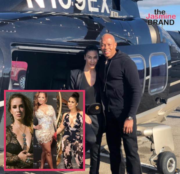 Dr. Dre's Three Alleged Mistresses Have Been Ordered To Testify In Ongoing Divorce Battle With Nicole Young