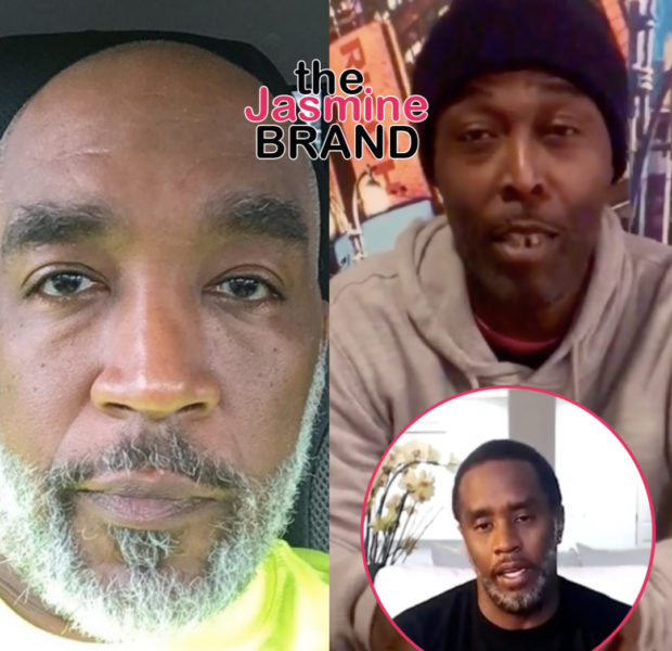 Former Bad Boy Rapper Mark Curry Says Diddy 'Is Really Trying To Help' Black Rob Amid Reports He's Homeless & Dealing W/ Serious Health Issues