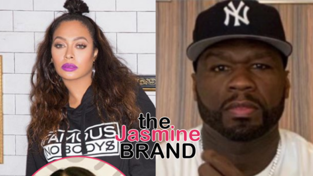 Lala Anthony & 50 Cent Are Creating A Limited Drama Series About The Life Of Cyntoia Brown-Long