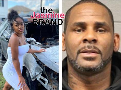 R. Kelly Associate Pleads Guilty to Setting His Ex-Girlfriend Azriel Clary's Car On Fire