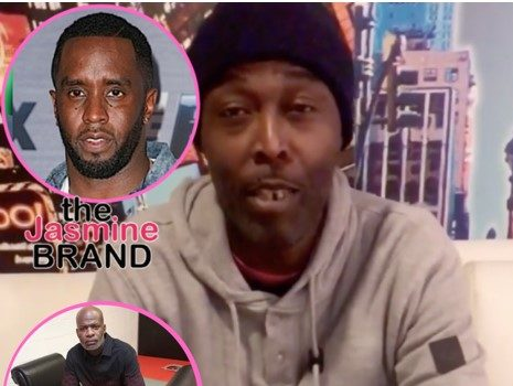 Black Rob's Manager Responds To Diddy Offering To Pay For Late Rapper's Funeral: Everybody Wanna Do Something For You When You Are Dead & Gone!