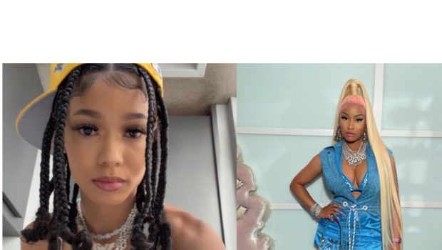 Nicki Minaj Shows Love To Rapper Coi LeRay After She Receives Criticism Over Houston Show