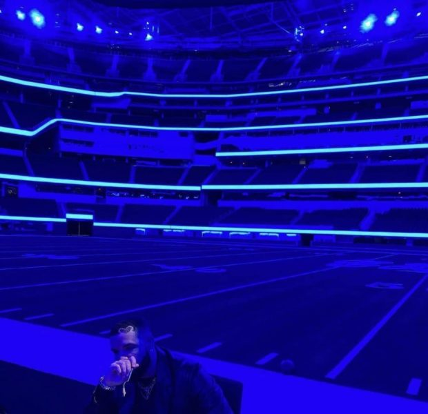 Drake Celebrated His BBMA Artist Of The Decade Award By Renting 70,000-Seat Football Stadium