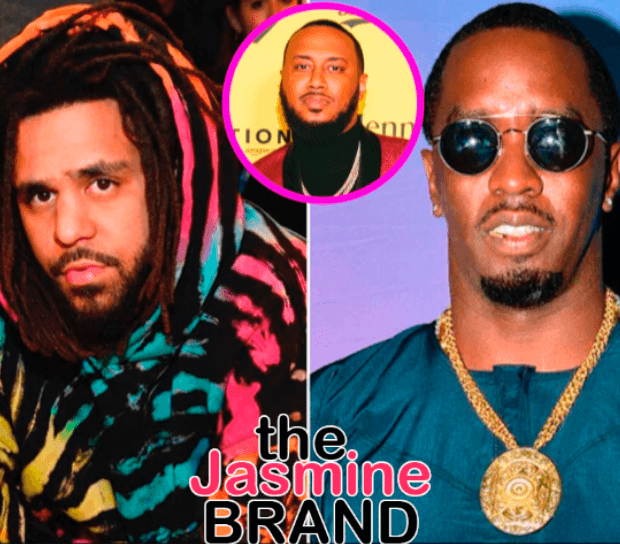 J.Cole's Manager Says Confrontation Between Rapper & Diddy Was 'Never A Real Issue'