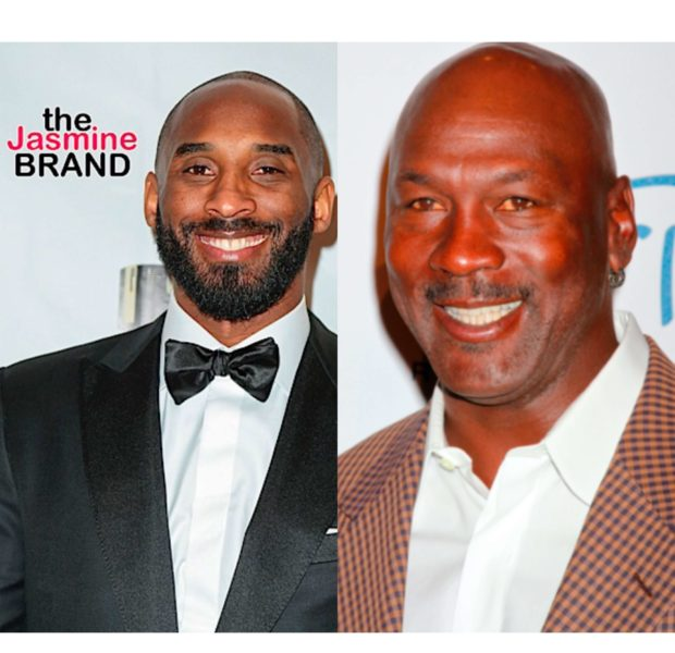 Michael Jordan Shares Last Text Message Exchange With Kobe Bryant