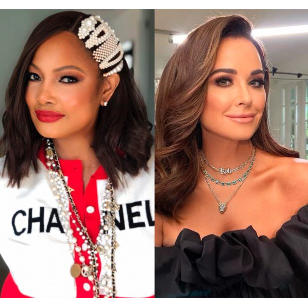 Garcelle Beauvais Educates 'RHOBH' Co-Star Kyle Richards On The Damages Of Racial Stereotyping: People Think We Don't Pay For Our Rent, That We Don't Tip