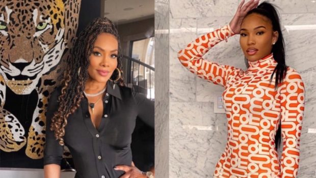 Vivica Fox Receives Apology from 50 Cent's Girlfriend Cuban Link: I Take The Blame For All The Commotion