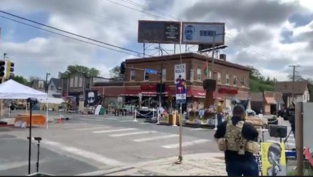 Gunshots Heard Near George Floyd Square On Anniversary Of Death