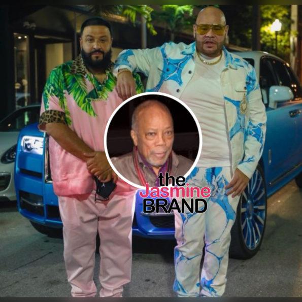 Fat Joe Defends Himself After Calling DJ Khaled the 'Quincy Jones of Hip-Hop'
