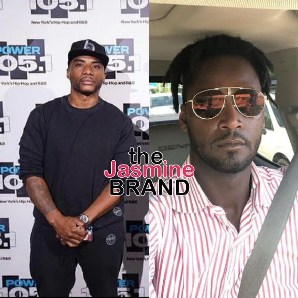 Kwame Brown Tells Charlamagne 'F*** Your Apology'
