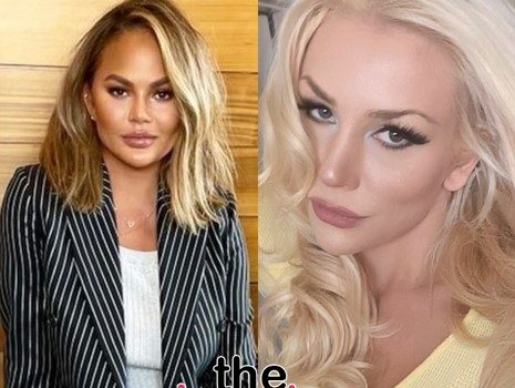 Chrissy Teigen Says She Was An 'Insecure Troll' As She Apologizes For Internet Bullying Courtney Stodden + Courtney Responds: She Blocked Me On Twitter