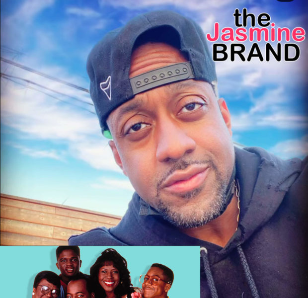 Jaleel White Says 'I Was Not Welcomed To The Cast At All' While Speaking On His 'Family Matters' Debut