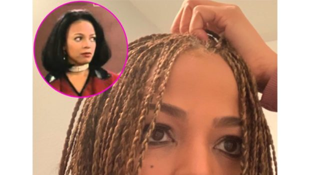 Kim Fields Discusses Being 'Completely Shut Down' After 'Living Single': I'm Sure There Was A Little Bit Of Depression There