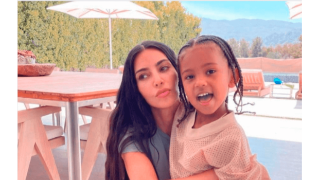 Kim Kardashian Reveals Saint West Tested Positive For COVID-19