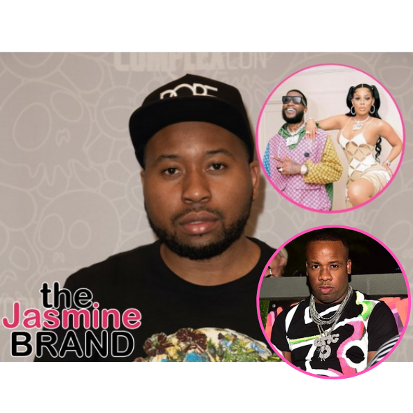 DJ Akademiks Claims Gucci Mane's Wife Slept W/ Yo Gotti While Gucci Was In Jail