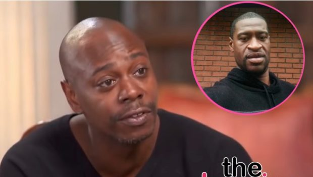 Dave Chappelle Reflects On Stand-Up Special Inspired by George Floyd: It Was Gut-Wrenching
