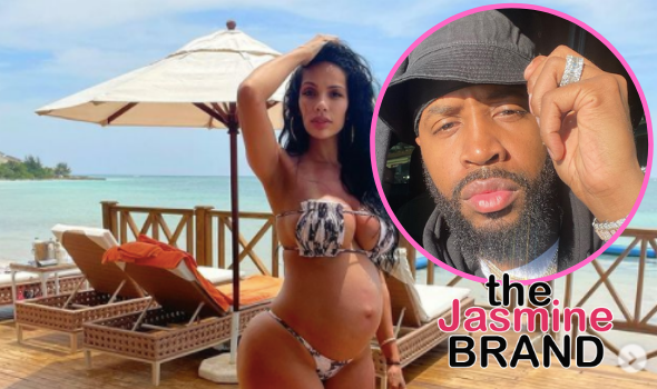 Erica Mena Responds To Backlash After Announcing Her 2nd Pregnancy With Safaree Samuels: Be Happy You Ugly Soul
