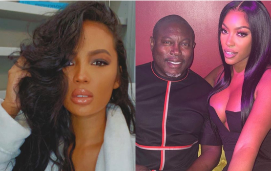 Falynn Guobadia Thanks Supporters For Standing By Her Amid Divorce From Porsha Williams' Fiancé, Simon Guobadia