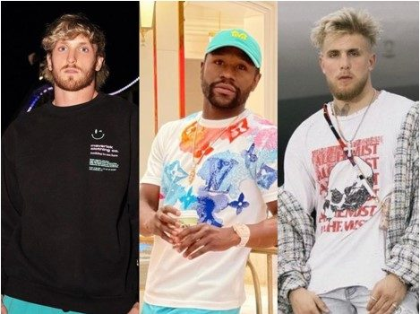 Floyd Mayweather Will Only Fight Logan Paul On June 6th, Could Still Fight Jake Paul In The Future